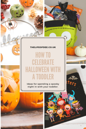 How To Celebrate Halloween With A Toddler | Fun ways to #celebrate #halloween with a #toddler