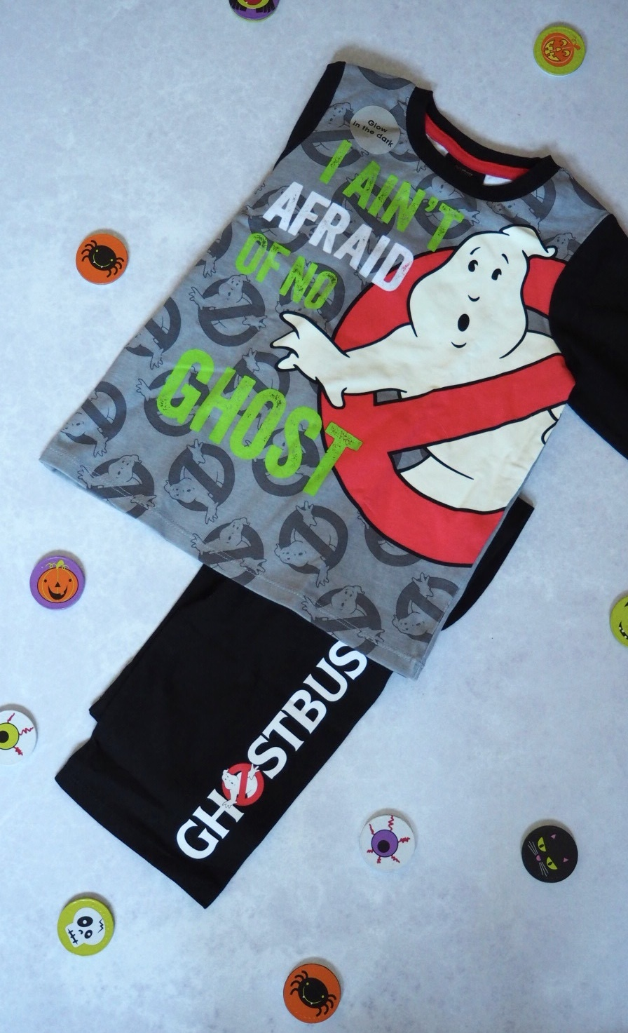 Ghostbuster Pyjamas