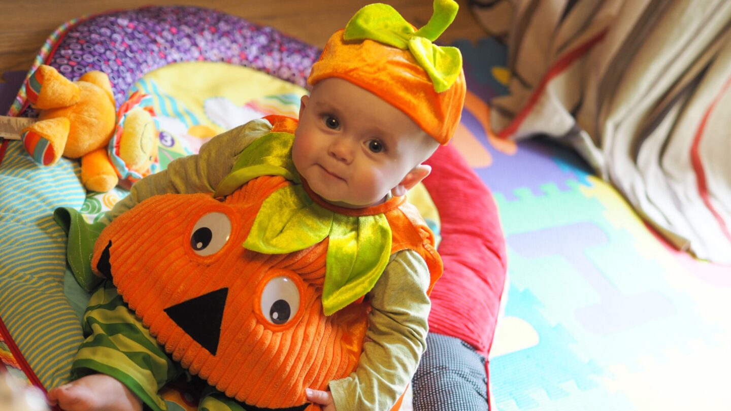 How To Celebrate Halloween With A Toddler
