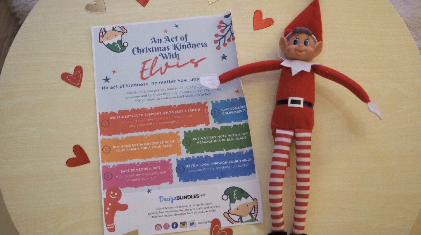 Act of Kindness   Elves