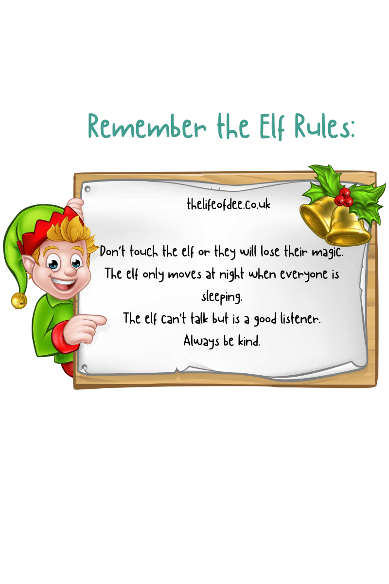 Elf on the Shelf Arrival Ideas | Elf Rules