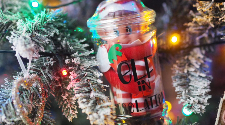 Elf on the Shelf Ideas for Toddlers | Quarantine Elf