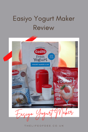 Easiyo Yogurt Maker Review | Making your own yogurts has never been easier thanks to the Easiyo Yogurt Maker. There are lots of delicious yogurt flavours to try