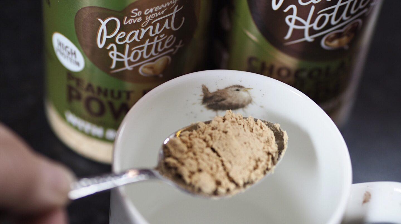 Peanut Hottie Powder Review | Peanut Powder Drink