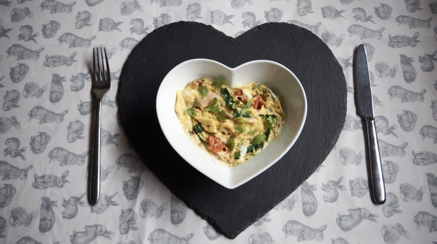 Omelette in a Bowl | Slimming World Sunday | #breakfast #quick #two #minutes