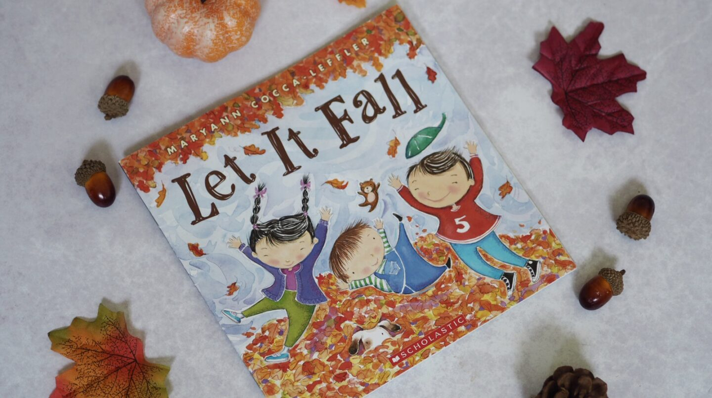 Autumn Books for Children | Fall stories for young children | Let it Fall