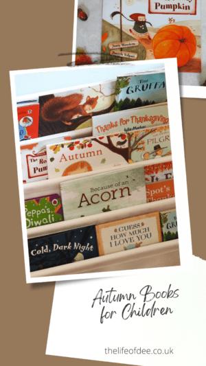 Autumn Books for Children | Fall Stories for Kids
